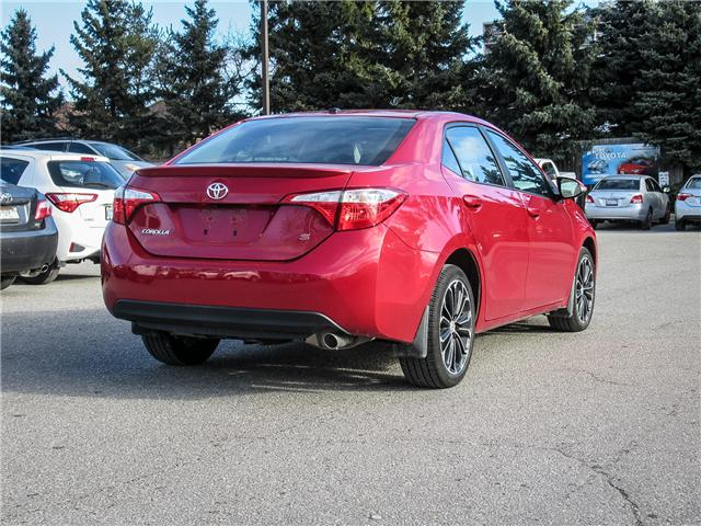2016 Toyota Corolla  (Stk: 90178A) in Whitby - Image 5 of 17