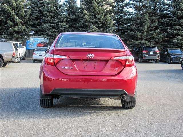 2016 Toyota Corolla  (Stk: 90178A) in Whitby - Image 6 of 17