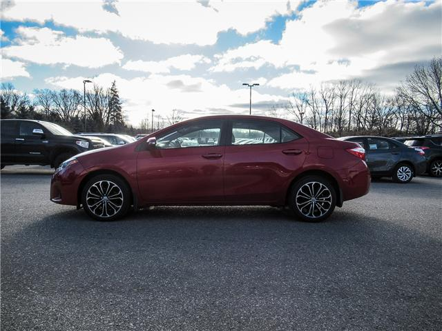 2016 Toyota Corolla  (Stk: 90178A) in Whitby - Image 8 of 17