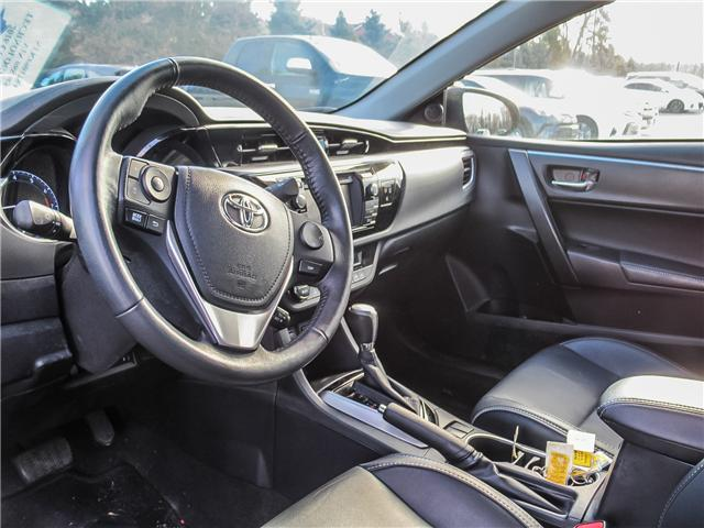 2016 Toyota Corolla  (Stk: 90178A) in Whitby - Image 9 of 17