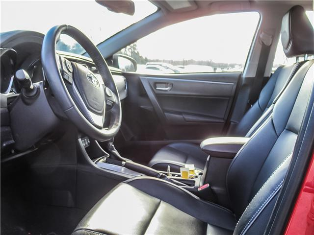 2016 Toyota Corolla  (Stk: 90178A) in Whitby - Image 10 of 17