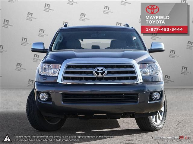 2017 Toyota Sequoia Limited 5.7L V8 (Stk: 190172A) in Edmonton - Image 2 of 20
