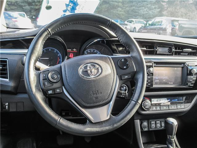 2016 Toyota Corolla  (Stk: 90178A) in Whitby - Image 11 of 17