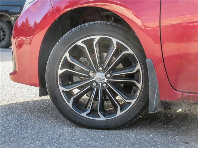 2016 Toyota Corolla  (Stk: 90178A) in Whitby - Image 15 of 17