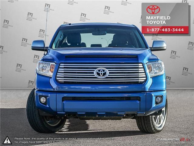 2017 Toyota Tundra Platinum 5.7L V8 (Stk: 1801429A) in Edmonton - Image 2 of 20