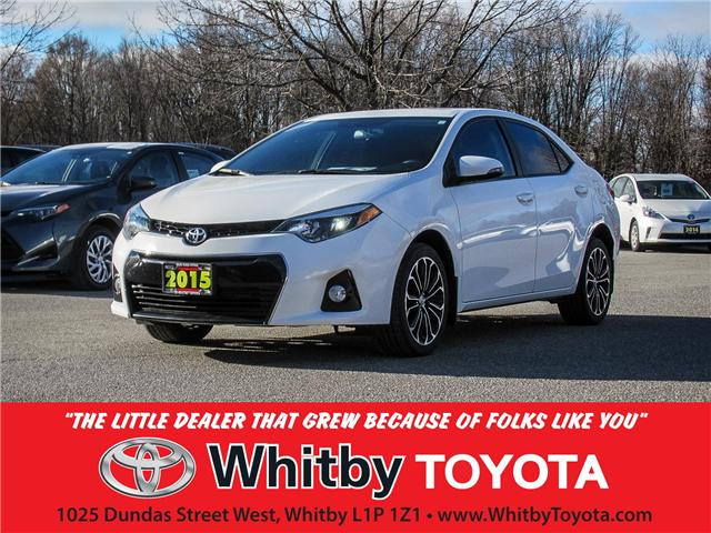 2015 Toyota Corolla  (Stk: 80232A) in Whitby - Image 1 of 20