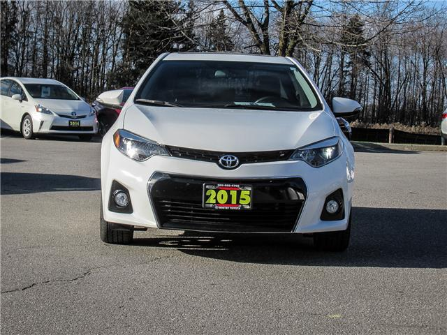 2015 Toyota Corolla  (Stk: 80232A) in Whitby - Image 2 of 20