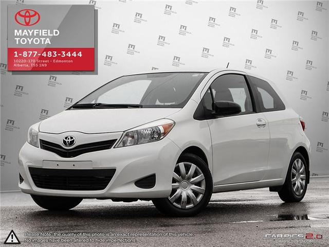 2012 Toyota Yaris CE (Stk: 1802342B) in Edmonton - Image 1 of 20