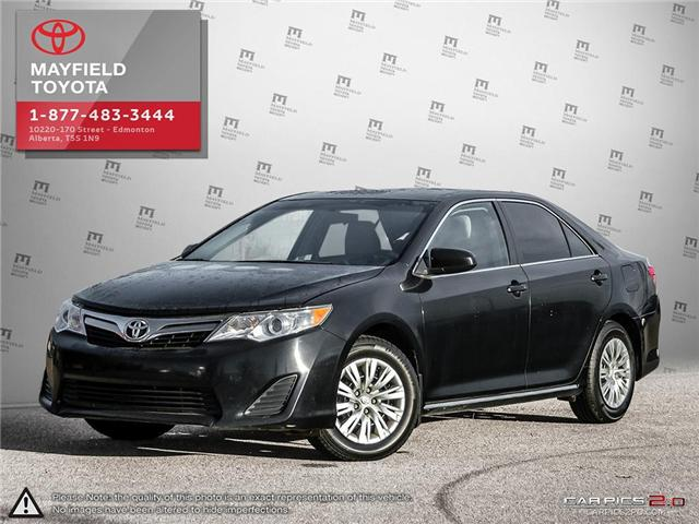 2014 Toyota Camry LE (Stk: 1802587A) in Edmonton - Image 1 of 20