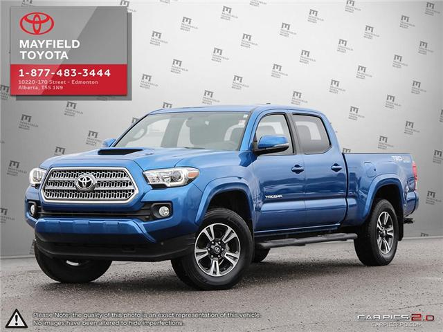 2016 Toyota Tacoma SR5 (Stk: 190311A) in Edmonton - Image 1 of 22