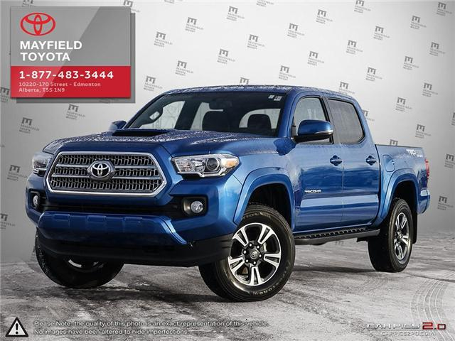 2016 Toyota Tacoma TRD Sport (Stk: 190340A) in Edmonton - Image 1 of 20