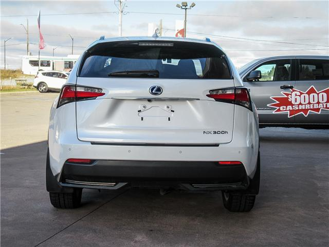 2017 Lexus NX 300h Base (Stk: 80822AA) in Whitby - Image 4 of 14