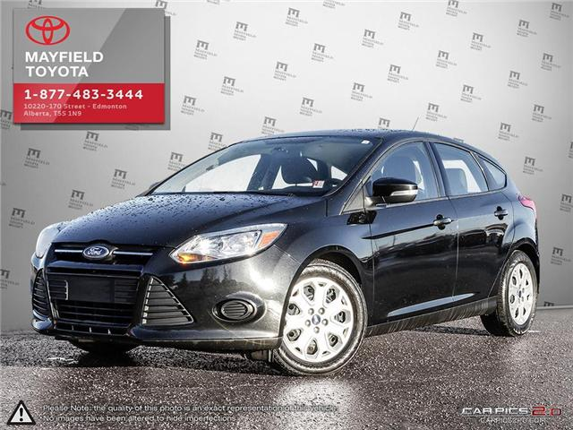2014 Ford Focus SE (Stk: 1802716A) in Edmonton - Image 1 of 20