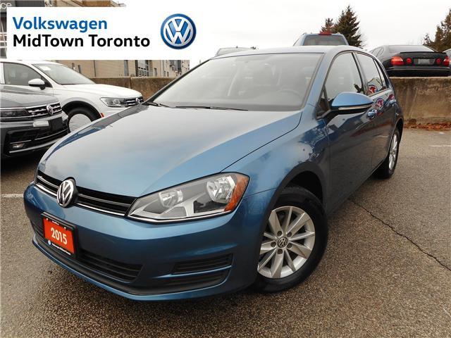 2015 Volkswagen Golf  (Stk: V9671A) in Toronto - Image 1 of 24