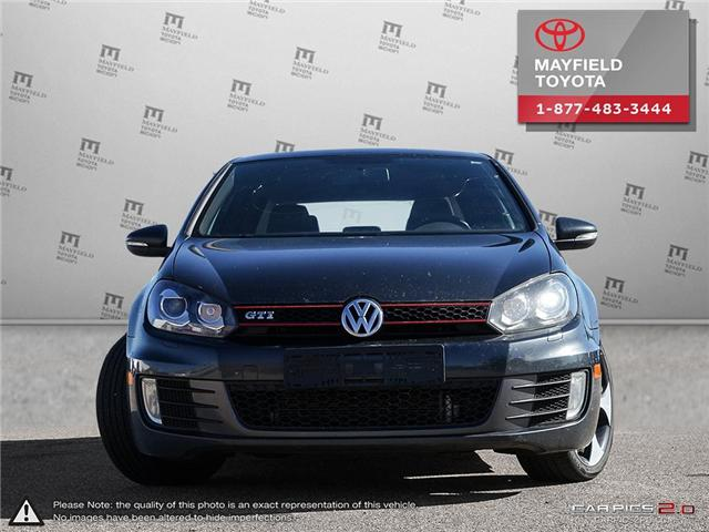 2011 Volkswagen Golf GTI 3-Door (Stk: 1702977A) in Edmonton - Image 2 of 20