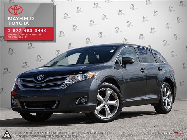 2013 Toyota Venza Base V6 (Stk: 1862335B) in Edmonton - Image 1 of 20