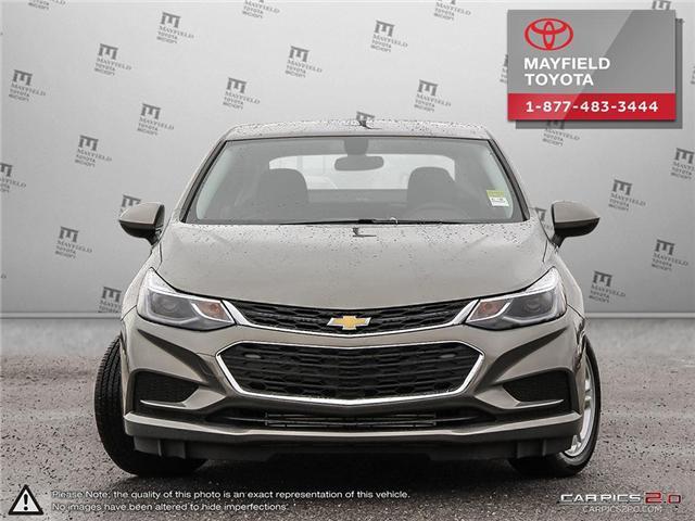 2018 Chevrolet Cruze LT Auto (Stk: 184266) in Edmonton - Image 2 of 22