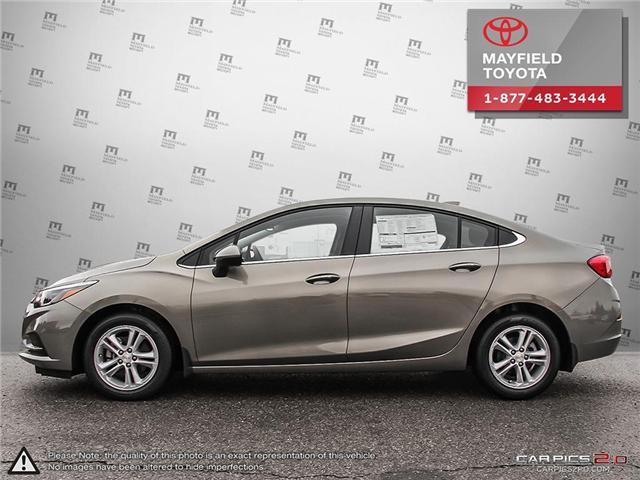 2018 Chevrolet Cruze LT Auto (Stk: 184266) in Edmonton - Image 3 of 22