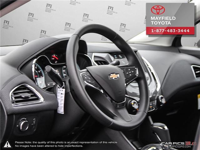 2018 Chevrolet Cruze LT Auto (Stk: 184266) in Edmonton - Image 12 of 22