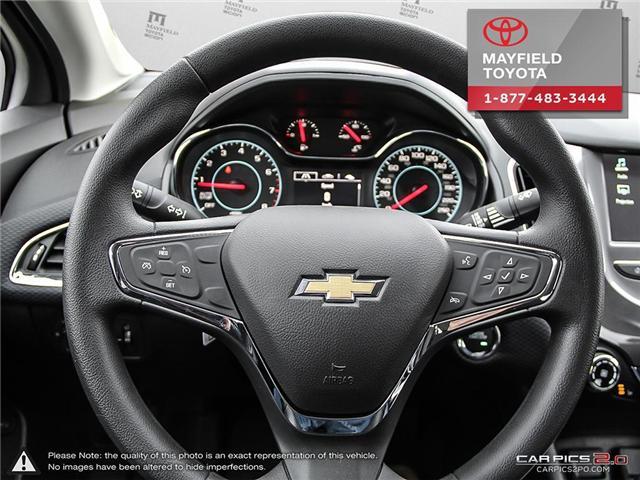 2018 Chevrolet Cruze LT Auto (Stk: 184266) in Edmonton - Image 13 of 22