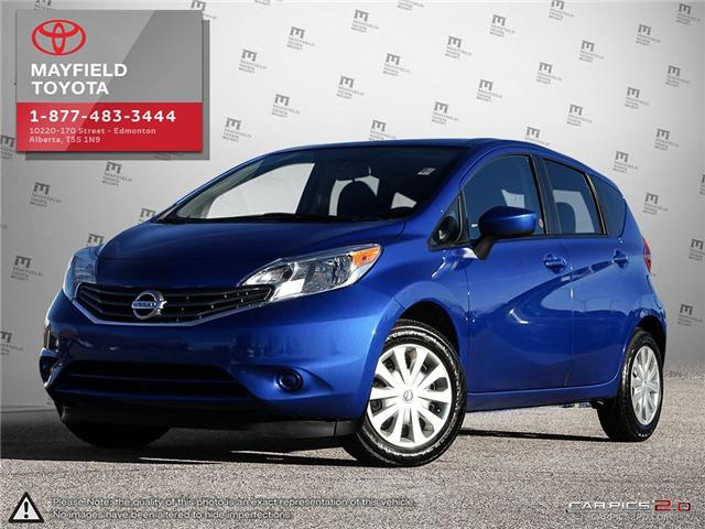 2016 Nissan Versa Note 1.6 S (Stk: 1801987A) in Edmonton - Image 1 of 20
