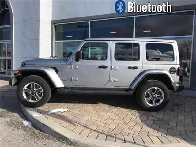 2018 Jeep Wrangler Unlimited Sahara (Stk: W18553) in Newmarket - Image 2 of 18