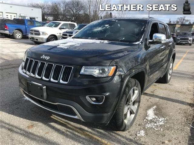 2015 Jeep Grand Cherokee Limited (Stk: 23770T) in Newmarket - Image 1 of 19