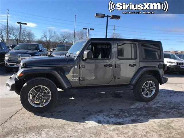2018 Jeep Wrangler Unlimited Sahara (Stk: W18581) in Newmarket - Image 2 of 20