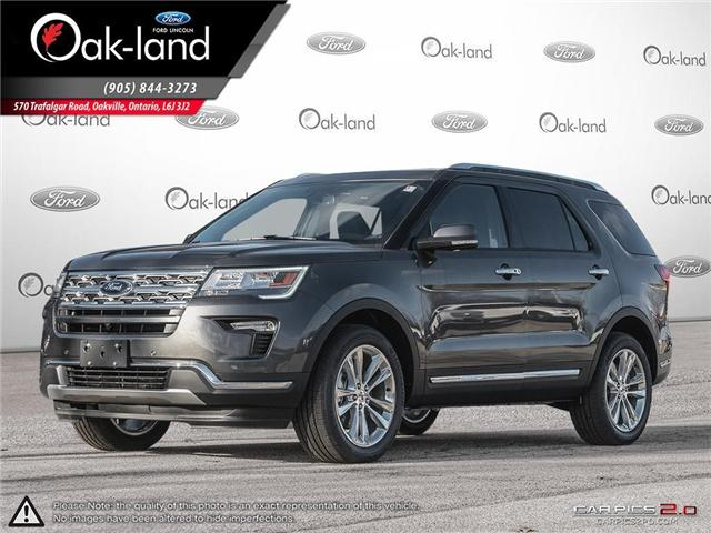 2019 Ford Explorer Limited (Stk: 9T109) in Oakville - Image 1 of 25