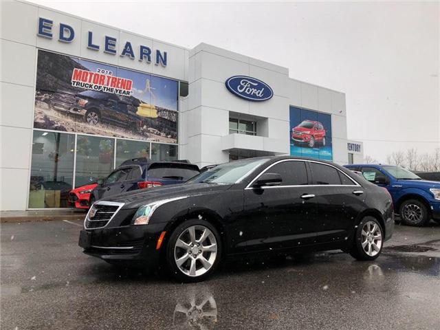 2016 Cadillac ATS 2.0L Turbo Luxury Collection (Stk: 18EX5951T) in St Catharines - Image 1 of 17