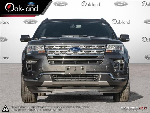 2019 Ford Explorer Limited (Stk: 9T109) in Oakville - Image 2 of 25