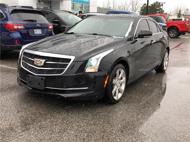 2016 Cadillac ATS 2.0L Turbo Luxury Collection (Stk: 18EX5951T) in St Catharines - Image 2 of 17