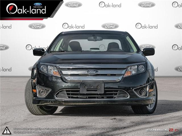 2010 Ford Fusion SEL (Stk: 9M027DA) in Oakville - Image 2 of 24