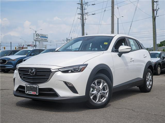2019 Mazda CX-3 GS (Stk: G6204) in Waterloo - Image 1 of 23