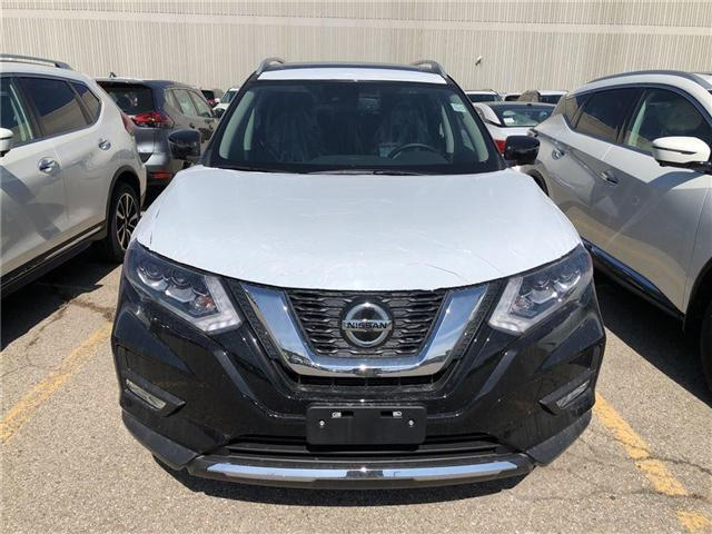 2018 Nissan Rogue SL (Stk: X2114) in Burlington - Image 2 of 5