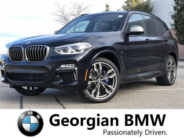 2019 BMW X3 M40i (Stk: B19020) in Barrie - Image 1 of 21