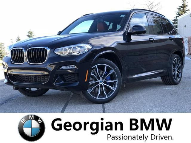 2019 BMW X3 xDrive30i (Stk: B19023) in Barrie - Image 1 of 17
