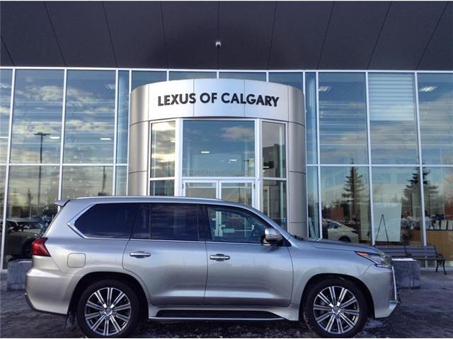 2017 Lexus LX 570 Base (Stk: 3873A) in Calgary - Image 1 of 12