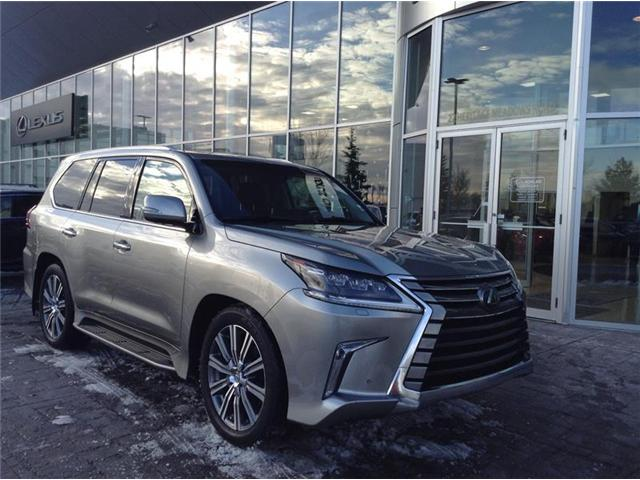 2017 Lexus LX 570 Base (Stk: 3873A) in Calgary - Image 2 of 12