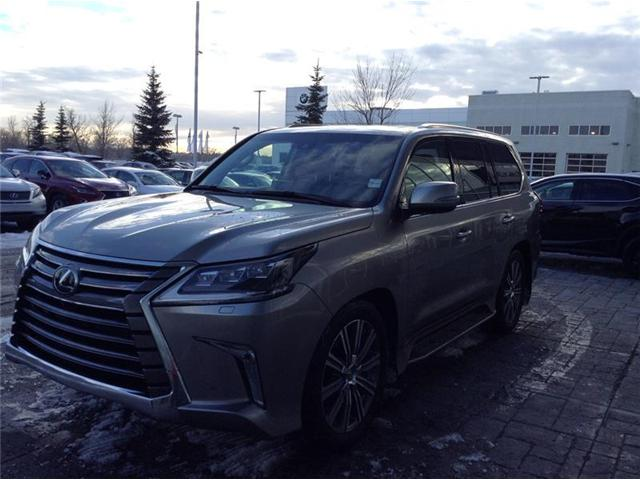 2017 Lexus LX 570 Base (Stk: 3873A) in Calgary - Image 4 of 12