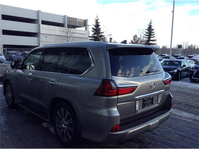 2017 Lexus LX 570 Base (Stk: 3873A) in Calgary - Image 5 of 12