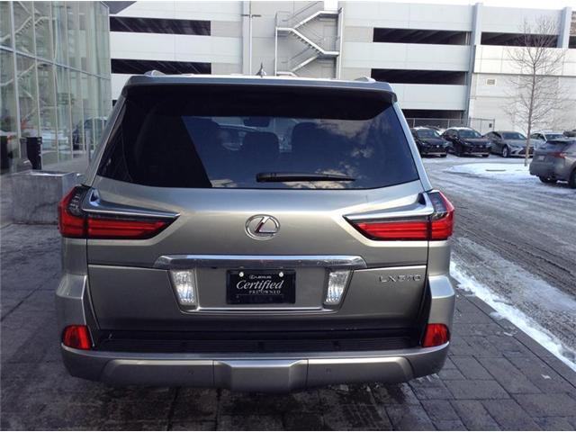 2017 Lexus LX 570 Base (Stk: 3873A) in Calgary - Image 6 of 12