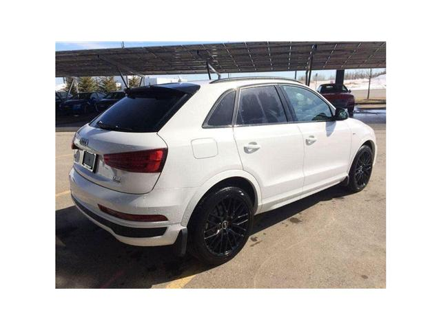 2018 Audi Q3 2.0T Technik (Stk: N4568) in Calgary - Image 8 of 8