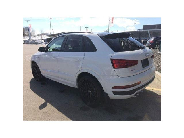 2018 Audi Q3 2.0T Technik (Stk: N4568) in Calgary - Image 3 of 8