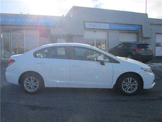 2013 Honda Civic LX (Stk: 181641) in Kingston - Image 2 of 12