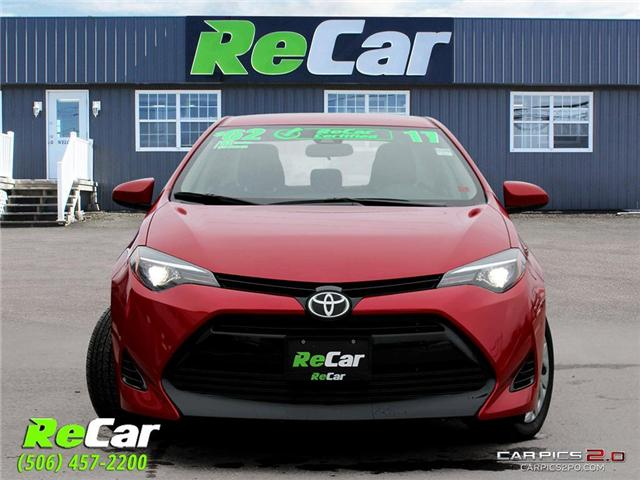 2017 Toyota Corolla LE (Stk: 181285A) in Fredericton - Image 2 of 27
