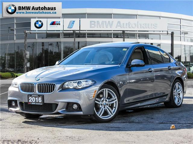 2016 BMW 528i xDrive (Stk: P8647) in Thornhill - Image 1 of 25