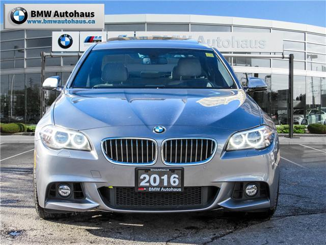 2016 BMW 528i xDrive (Stk: P8647) in Thornhill - Image 2 of 25