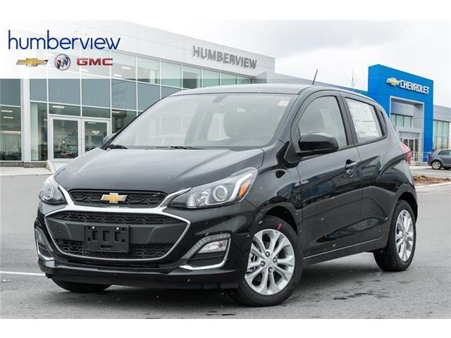 2019 Chevrolet Spark 1LT CVT (Stk: 19SK003) in Toronto - Image 1 of 18