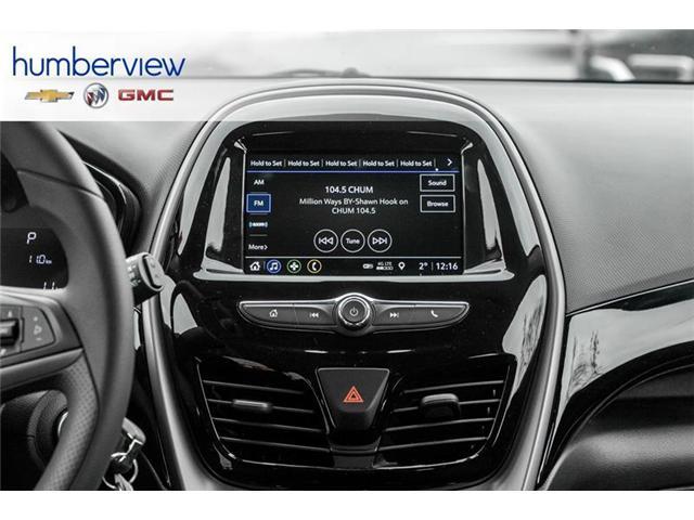 2019 Chevrolet Spark 1LT CVT (Stk: 19SK003) in Toronto - Image 17 of 18